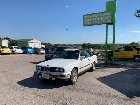1990 BMW 3 Series for sale at Independent Auto in Belle Fourche SD