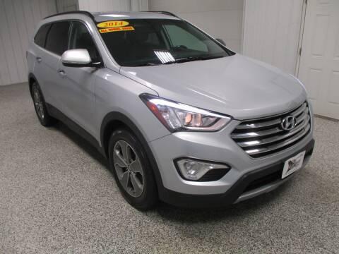 2014 Hyundai Santa Fe for sale at LaFleur Auto Sales in North Sioux City SD