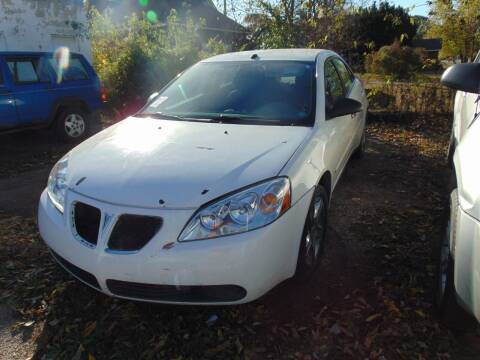 2008 Pontiac G6 for sale at New Start Motors LLC in Montezuma IN