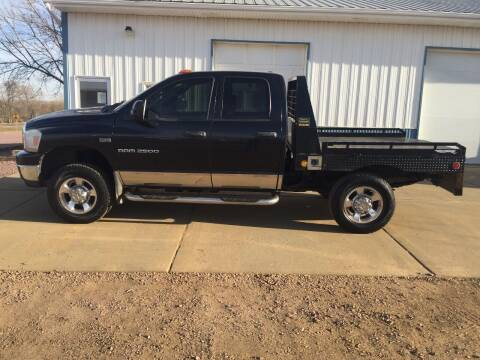 2006 Dodge Ram Pickup 2500 for sale at Bauman Auto Center in Sioux Falls SD