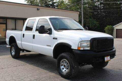 2004 Ford F-250 Super Duty for sale at JZ Auto Sales in Summit IL