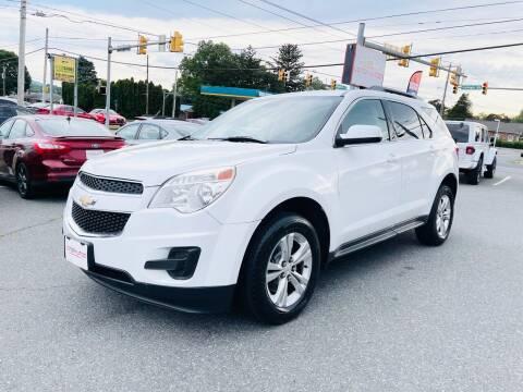 2013 Chevrolet Equinox for sale at LotOfAutos in Allentown PA