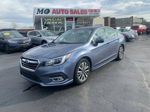 2018 Subaru Legacy for sale at Mo Auto Sales in Fairfield OH