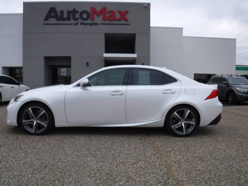 2017 Lexus IS 200t for sale at AutoMax of Memphis - Logan Karr in Memphis TN