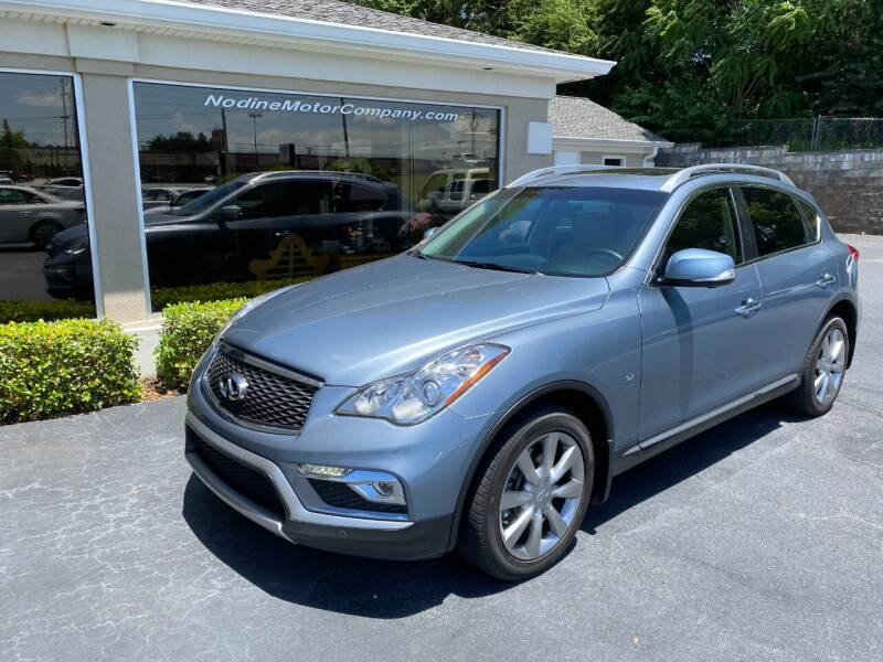 2017 Infiniti QX50 for sale at Nodine Motor Company in Inman SC