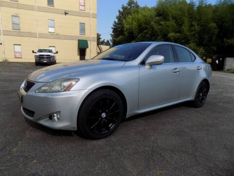 2006 Lexus IS 250 for sale at S.S. Motors LLC in Dallas GA
