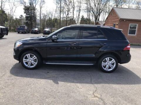 2014 Mercedes-Benz M-Class for sale at Super Cars Direct in Kernersville NC