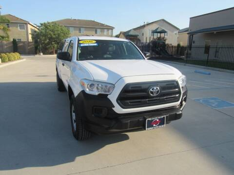 2016 Toyota Tacoma for sale at Repeat Auto Sales Inc. in Manteca CA