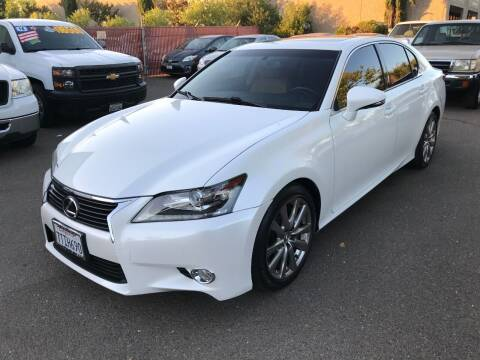 2014 Lexus GS 350 for sale at C. H. Auto Sales in Citrus Heights CA