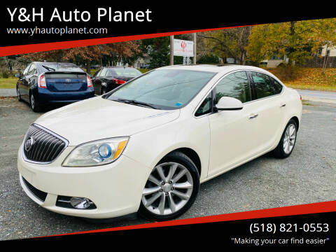 2013 Buick Verano for sale at Y&H Auto Planet in West Sand Lake NY