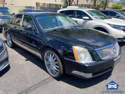 2006 Cadillac DTS for sale at Autos by Jeff Scottsdale in Scottsdale AZ