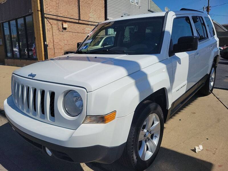 2012 Jeep Patriot for sale at TEMPLETON MOTORS in Chicago IL
