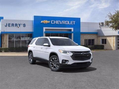 2021 Chevrolet Traverse for sale at Jerry's Buick GMC in Weatherford TX