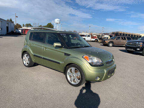 2011 Kia Soul for sale at BULL MOTOR COMPANY in Wynne AR