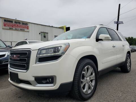 2014 GMC Acadia for sale at MENNE AUTO SALES LLC in Hasbrouck Heights NJ