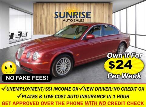 2006 Jaguar S-Type for sale at AUTOFYND in Elmont NY