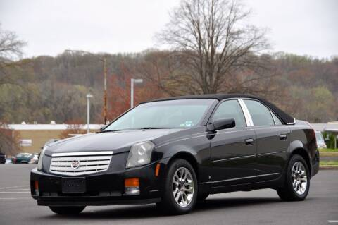 2007 Cadillac CTS for sale at T CAR CARE INC in Philadelphia PA