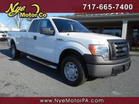 2011 Ford F-150 for sale at Nye Motor Company in Manheim PA