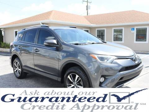 2017 Toyota RAV4 for sale at Universal Auto Sales in Plant City FL