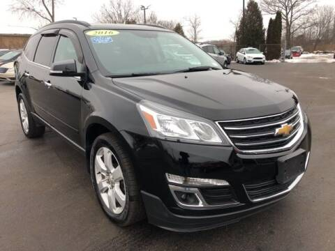 2016 Chevrolet Traverse for sale at Newcombs Auto Sales in Auburn Hills MI