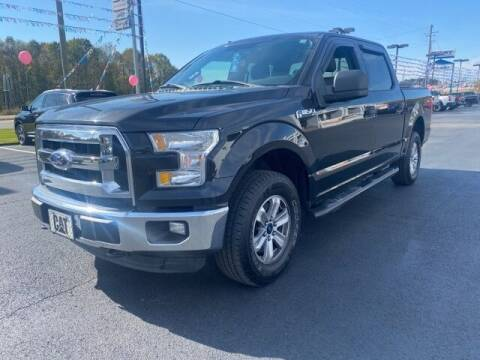2015 Ford F-150 for sale at Tim Short Auto Mall in Corbin KY