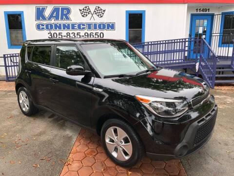 2016 Kia Soul for sale at Kar Connection in Miami FL