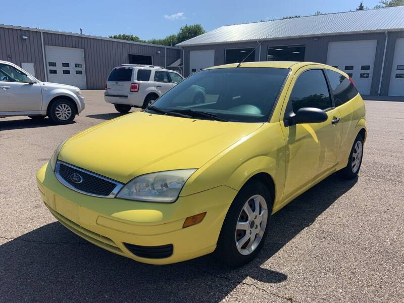 2005 Ford Focus for sale at Blake Hollenbeck Auto Sales in Greenville MI