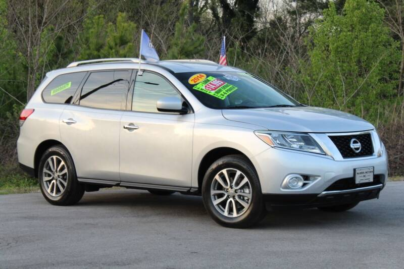 2014 Nissan Pathfinder for sale at McMinn Motors Inc in Athens TN