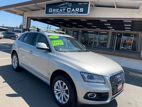 2014 Audi Q5 for sale at Great Cars in Sacramento CA
