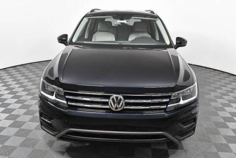 2021 Volkswagen Tiguan for sale at Southern Auto Solutions-Jim Ellis Volkswagen Atlan in Marietta GA