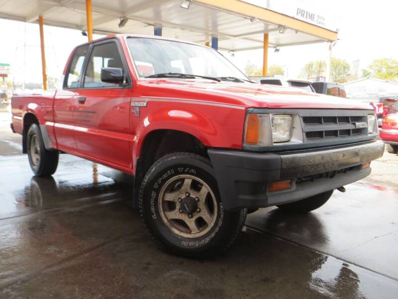 1990 Mazda B-Series Pickup for sale at PR1ME Auto Sales in Denver CO