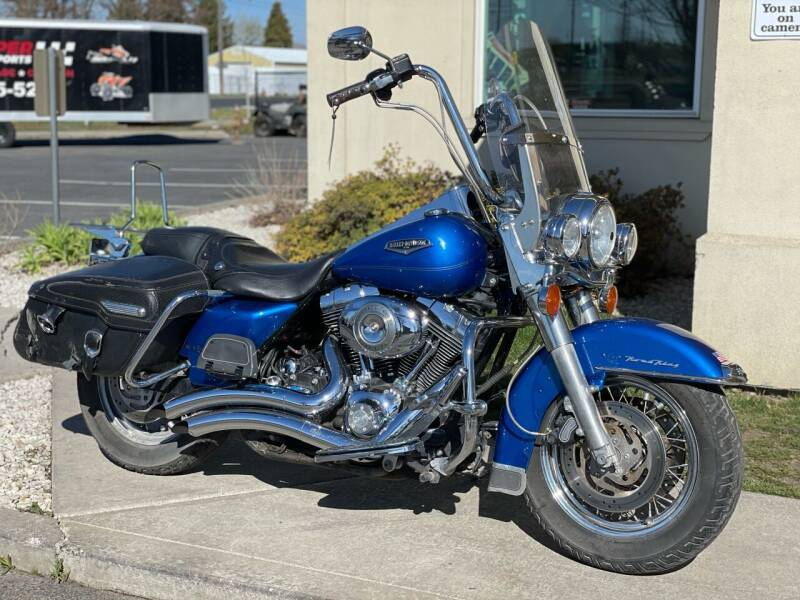 2007 Harley - Davidson Road King Classic for sale at Harper Motorsports-Powersports in Post Falls ID