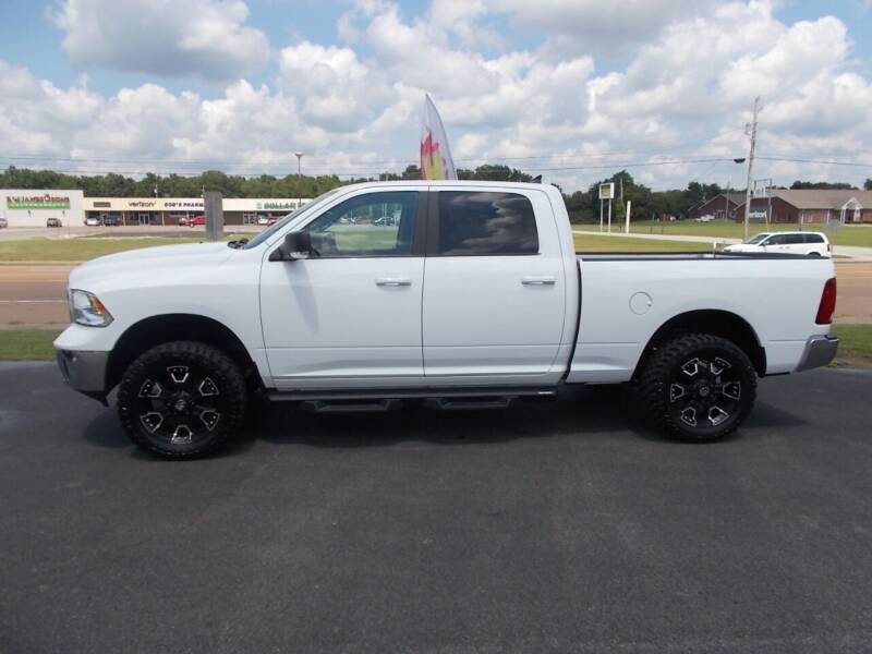 2019 RAM Ram Pickup 1500 Classic for sale at West TN Automotive in Dresden TN