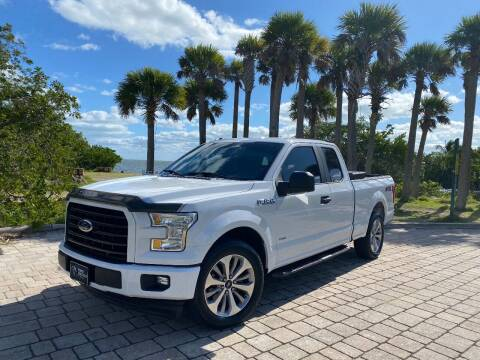 2017 Ford F-150 for sale at My Car Inc in Pls. Call 305-220-0000 FL