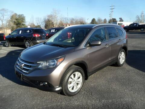 2014 Honda CR-V for sale at CARSON MOTORS in Cloverdale IN