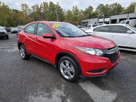 2018 Honda HR-V for sale at Chantz Scott Kia in Kingsport TN