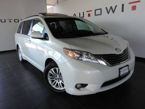 2016 Toyota Sienna for sale at AutoWits in Scottsdale AZ