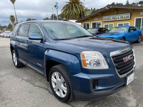 2017 GMC Terrain for sale at MISSION AUTOS in Hayward CA
