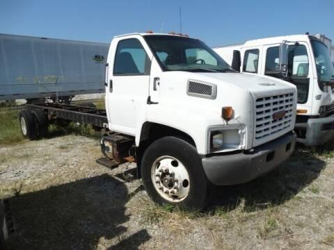 2003 GMC TOPKICK for sale at Michael's Truck Sales Inc. in Lincoln NE