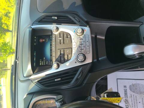 2013 Chevrolet Equinox for sale at Lewis Blvd Auto Sales in Sioux City IA