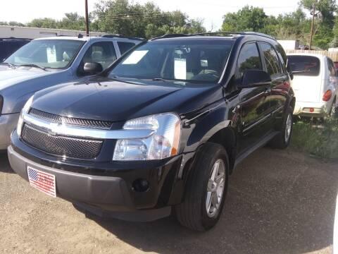 2006 Chevrolet Equinox for sale at L & J Motors in Mandan ND