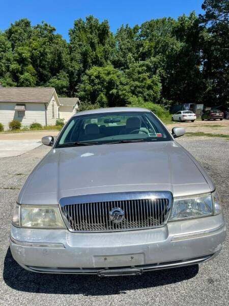 2004 Mercury Grand Marquis for sale at Affordable Dream Cars in Lake City GA
