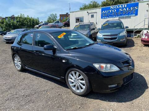 2008 Mazda MAZDA3 for sale at Noah Auto Sales in Philadelphia PA