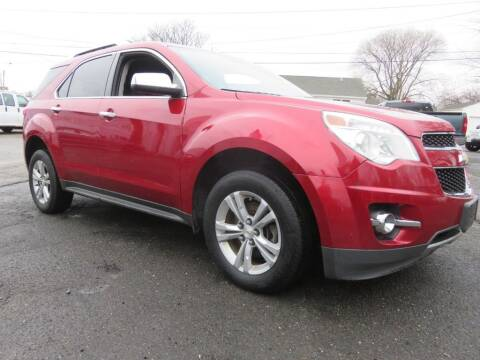 2013 Chevrolet Equinox for sale at US Auto in Pennsauken NJ