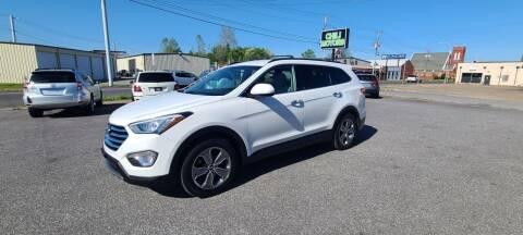 2013 Hyundai Santa Fe for sale at CHILI MOTORS in Mayfield KY