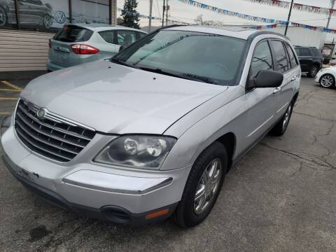 2006 Chrysler Pacifica for sale at TOP YIN MOTORS in Mount Prospect IL