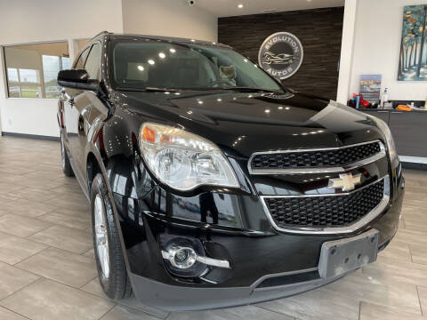 2011 Chevrolet Equinox for sale at Evolution Autos in Whiteland IN