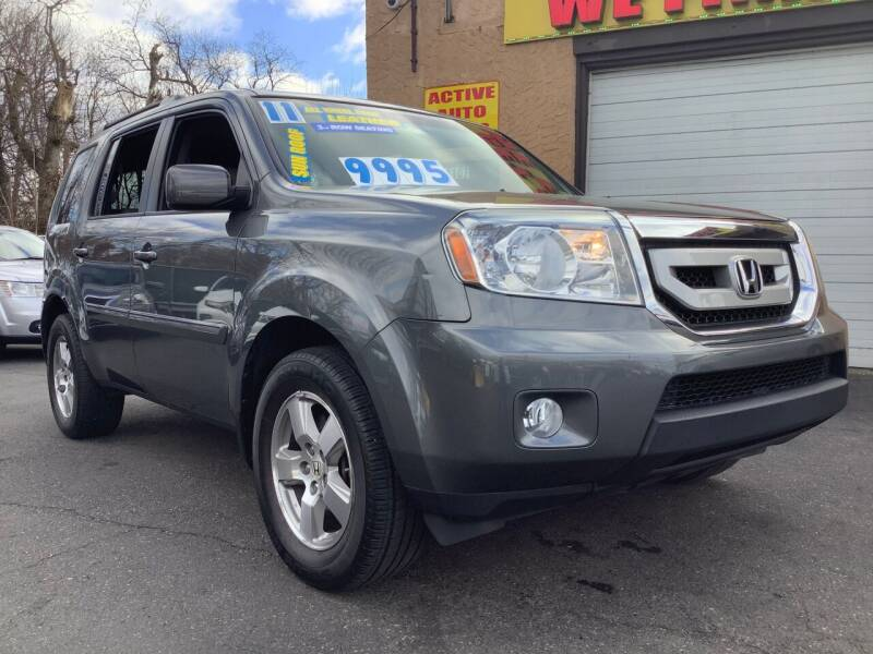 2011 Honda Pilot for sale at Active Auto Sales Inc in Philadelphia PA