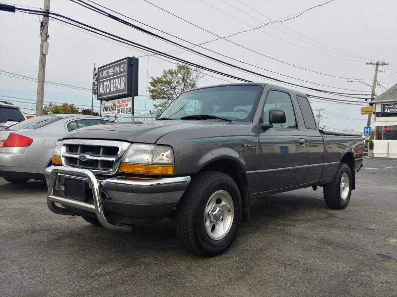 1998 Ford Ranger for sale at Viking Auto Group in Bethpage NY