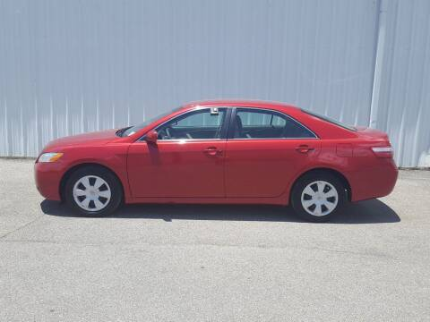 2009 Toyota Camry for sale at Longhorn Motors in Belton TX